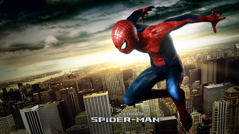 The Amazing Spider-Man (Rus/Multi6) [2012] [Lossless RePack]