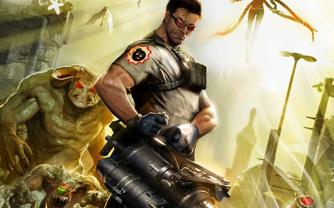 Serious Sam 3. BFE