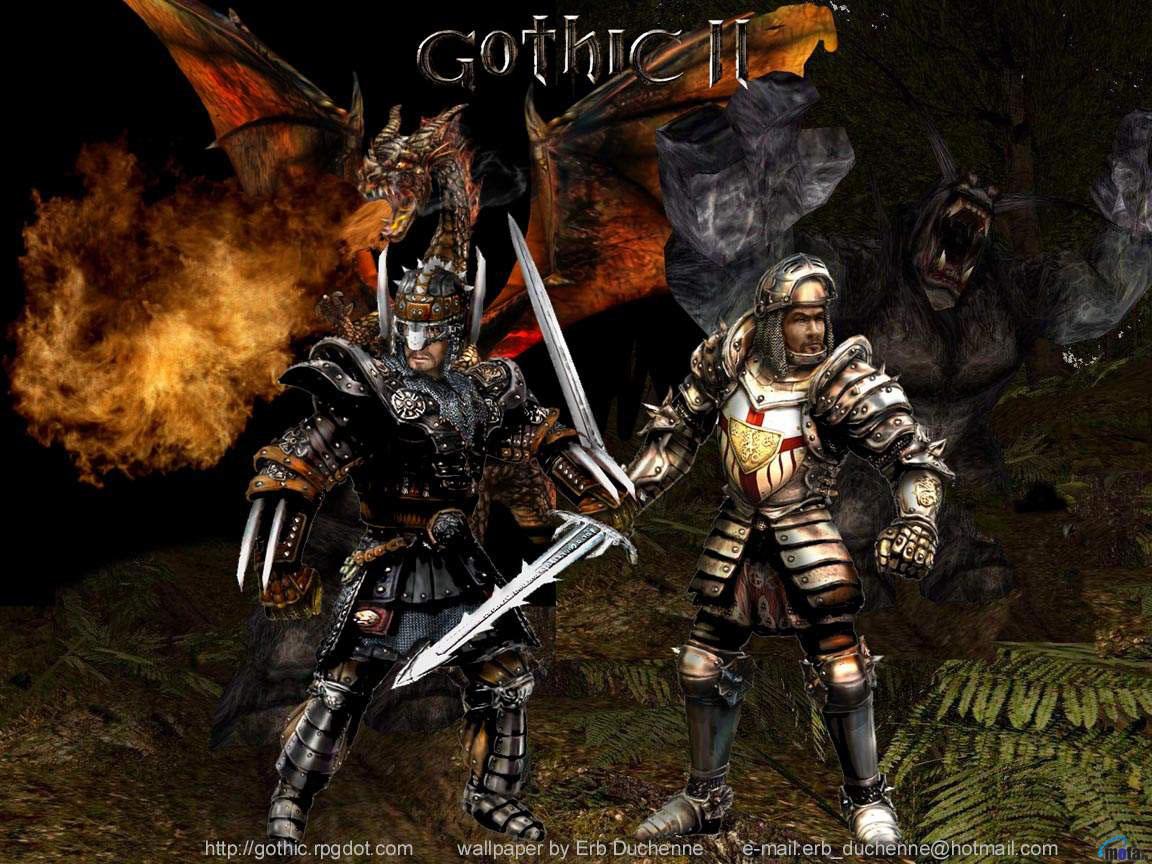 gothic 2 ночь ворона-коды: