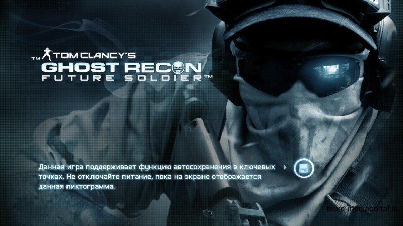 Tom Clancy's Ghost Recon: Future Soldier [2012] (Multi11/ENG) [L]