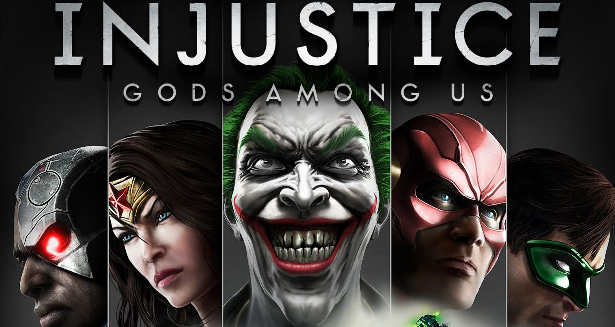 Injustice: Gods Among Us. Ultimate Edition (2013) PC + DLS