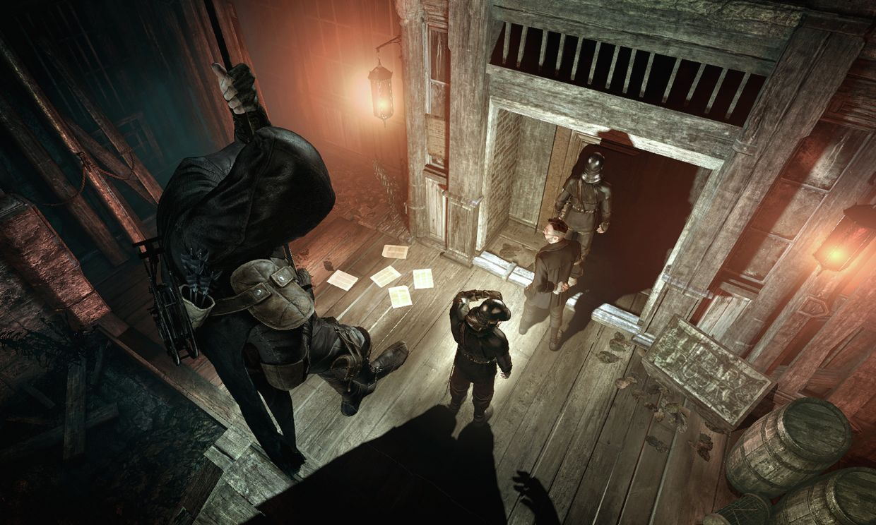 Thief: Master Thief Edition [Update 2] (2014) PC